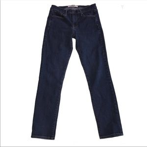 Gap 1969 Real Straight Leg Jeans, size 27R